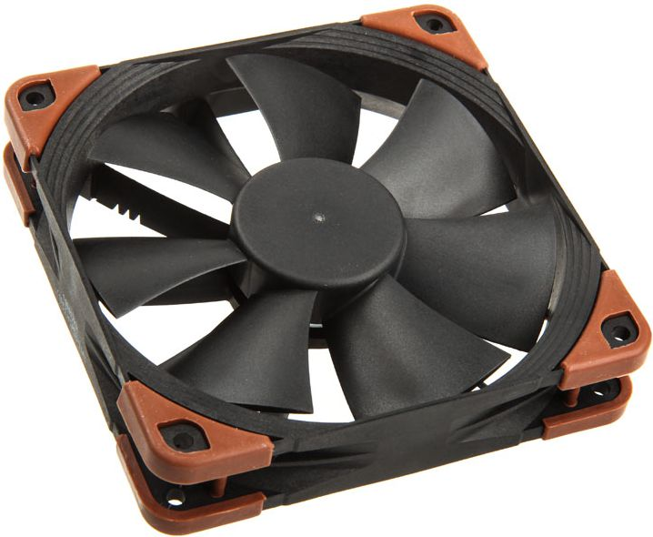 Noctua NF-F12 industrialPPC-2000 PWM - 120mm ventilators