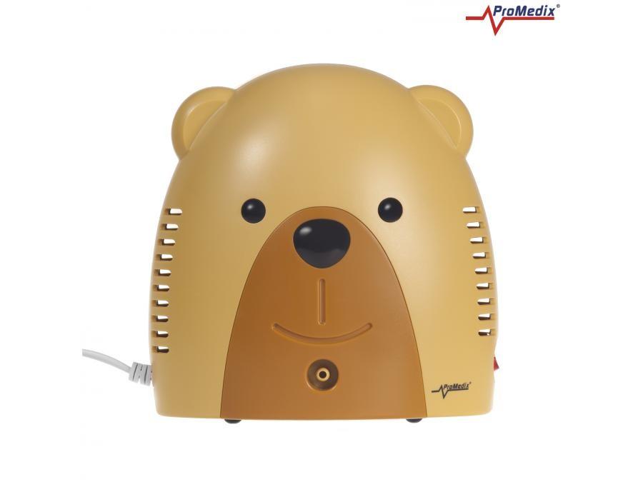 ProMedix inhalators PR-811 0.3ml/min, 8LPM, 55db, 1,5kg inhalators