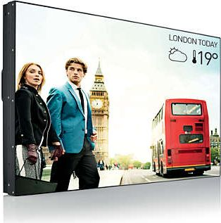 Dis Public 55 Philips BDL5588XH X-Line publiskie, komerciālie info ekrāni