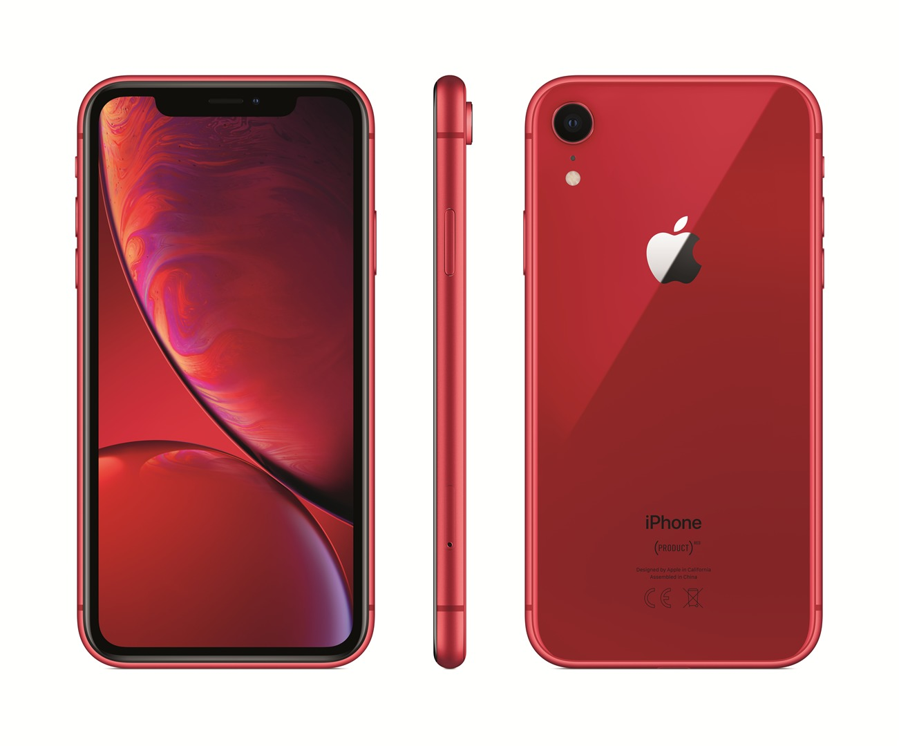 Apple iPhone XR 256GB Red Mobilais Telefons