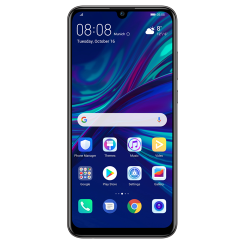 Huawei P Smart 2019 3GB/64GB Midnight Black Mobilais Telefons