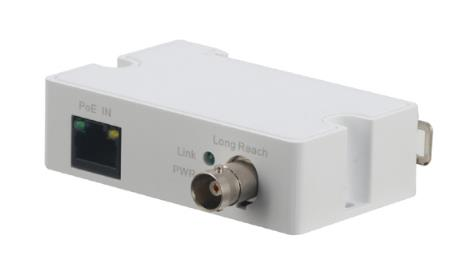 NET POE CONVERTER EOC RECEIVER/LR1002-1EC DAHUA LR1002-1EC