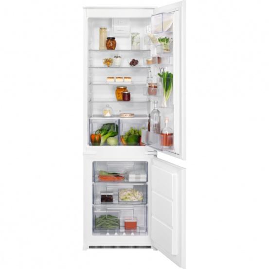 Electrolux iebūvējams ledusskapis ar saldētavu,177.2 cm ENN2852ACW Iebūvējamais ledusskapis