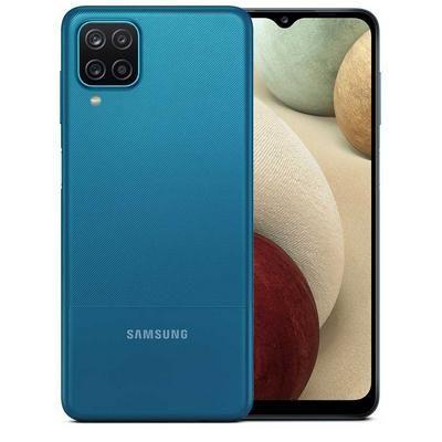 Samsung  Galaxy A12 3/32GB DS Black SM-A125F/DSN Mobilais Telefons