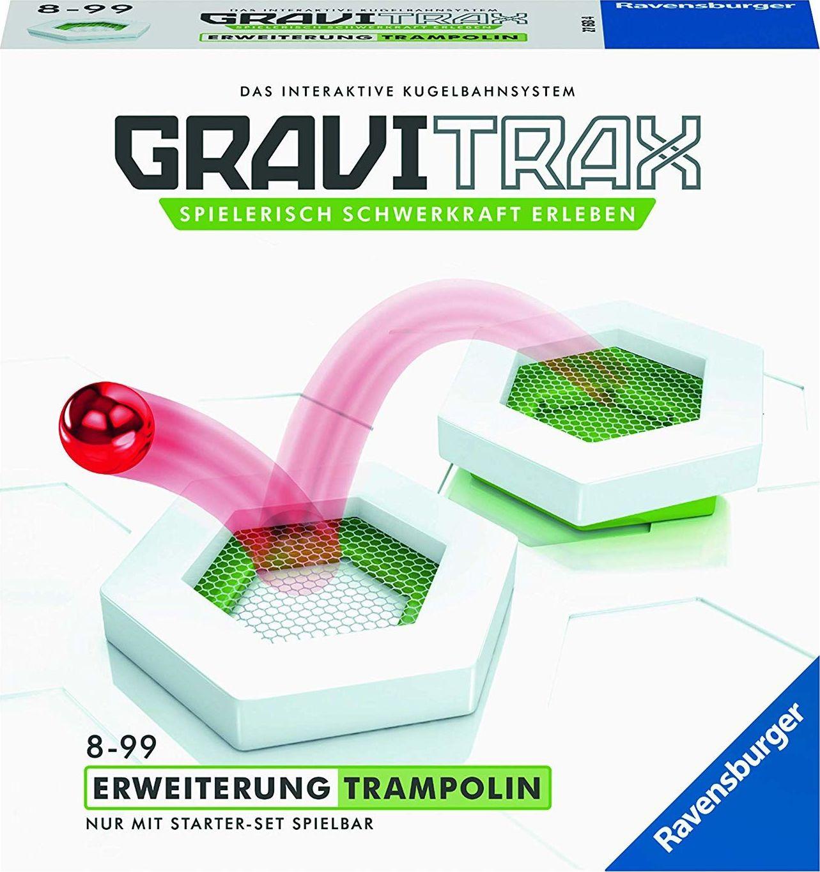 Ravensburger GraviTrax Extension Kit Trampoline konstruktors