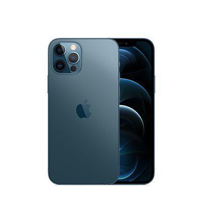 Apple iPhone 12 Pro 256GB Pacific Blue MGMT3 EU 24m* MGMT3 Mobilais Telefons