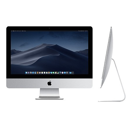 iMac 21.5 Retina 4K, i3 3.6GHz quad-core 8th/8GB/1TB Hard Drive/Radeon Pro 555X 2GB
