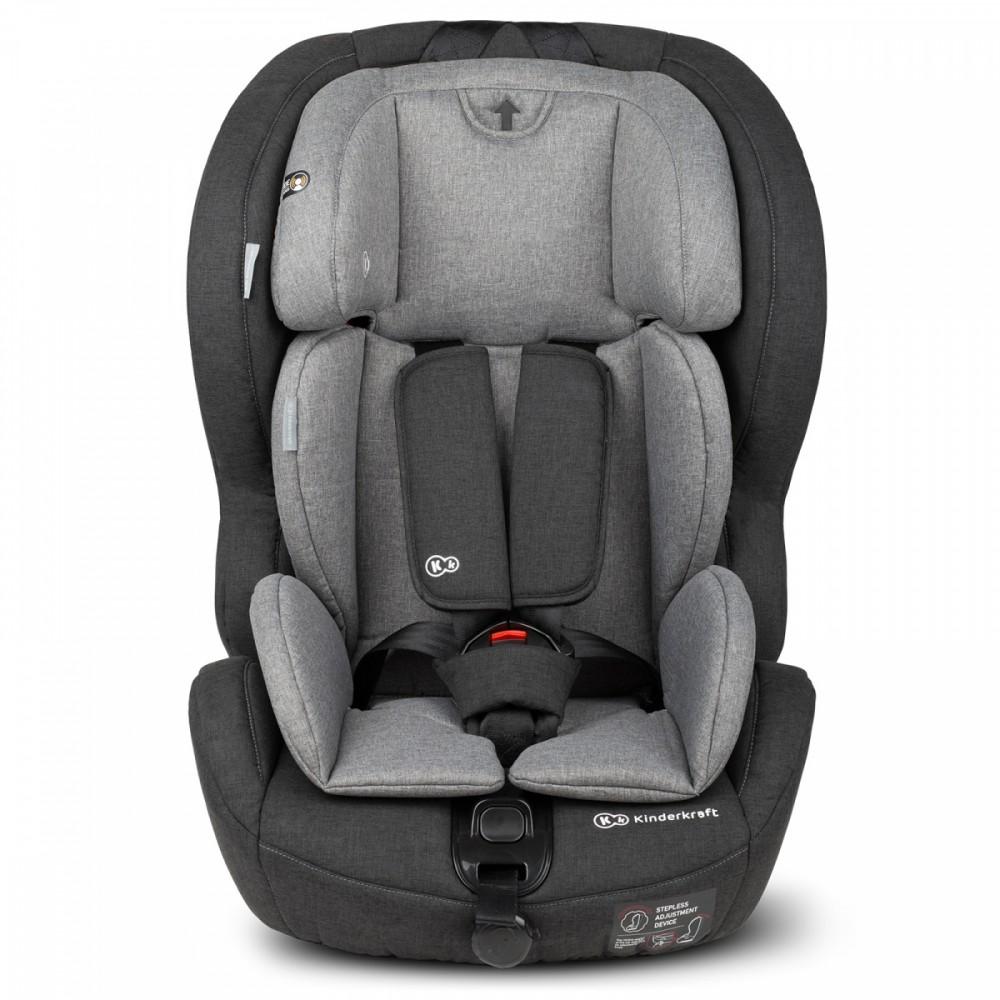 Car Seat Safety-Fix Isofix 9-36kg black-gray auto bērnu sēdeklītis