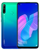 Huawei P40 Lite E 4GB/64GB Aurora Blue Mobilais Telefons