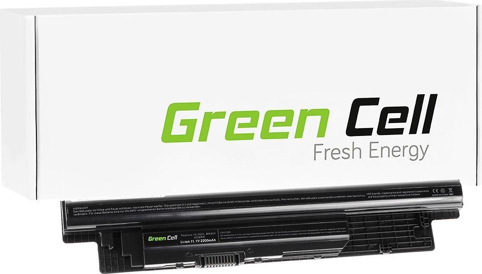 Green Cell MR90Y XCMRD Dell Inspiron 15 3521 3537 15R 5521 5537 17 5749 akumulators, baterija portatīvajiem datoriem