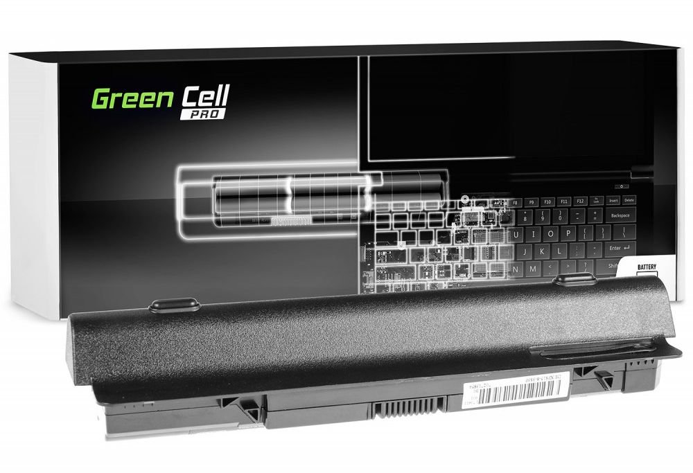 Battery Green Cell PRO for Dell XPS 15 L501x L502x 17 L701x L702x akumulators, baterija portatīvajiem datoriem