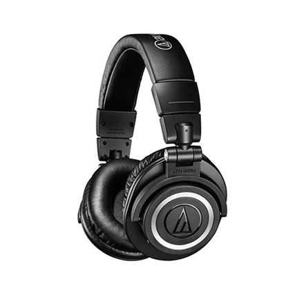 Audio Technica ATH-M50XBT Headband/On-Ear, Bluetooth, Black, Wireless austiņas