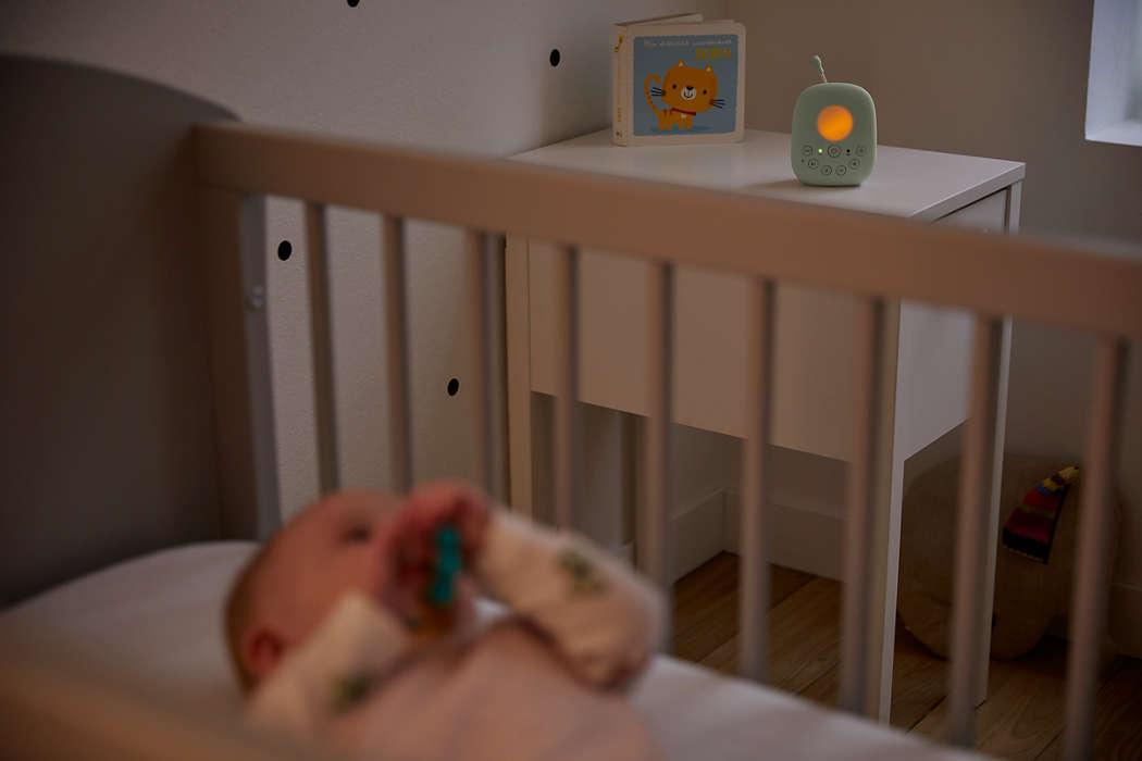 Jaunums! Philips Avent DECT mazuļa uzraudzības ierīce SCD721/26 Mazuļu uzraudzība