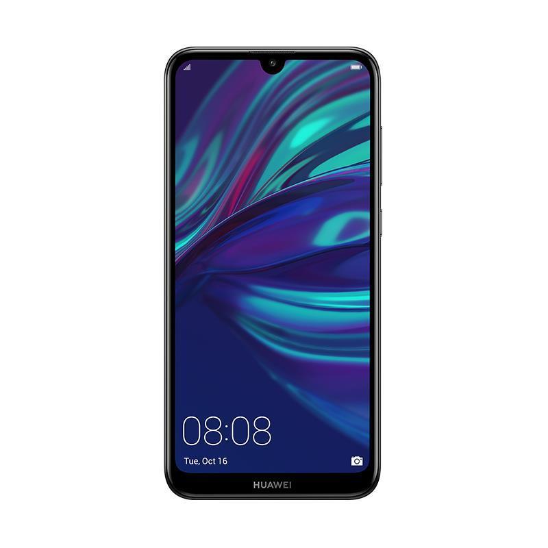 Huawei Y7 2019 3GB/32GB Midnight Black Mobilais Telefons