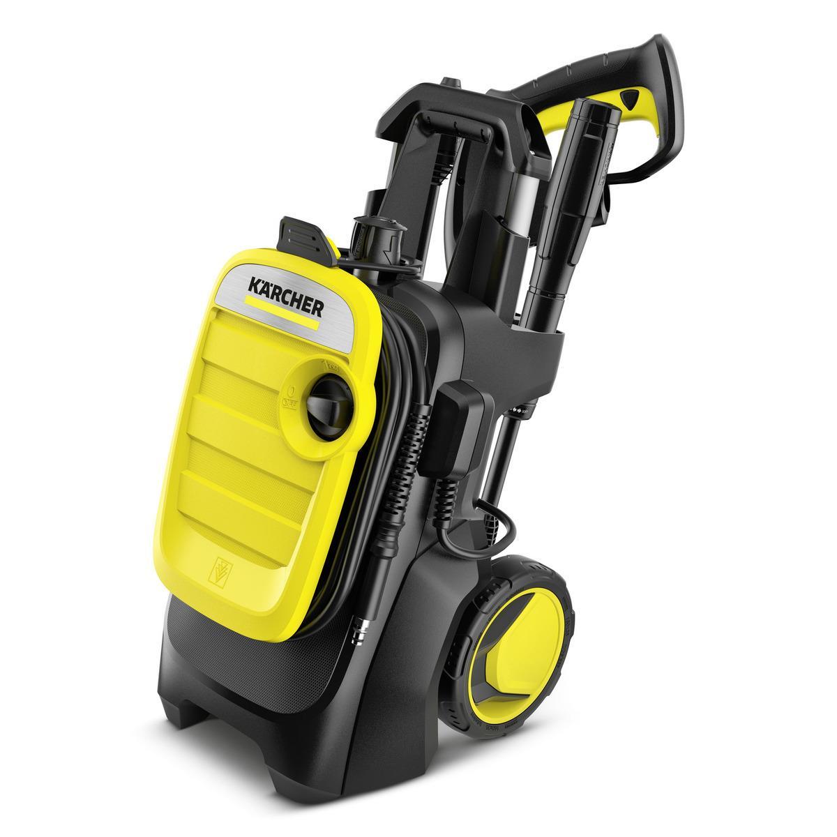 Pressure washer K5 Compact 1.630-750.0 tīrīšanas līdzeklis