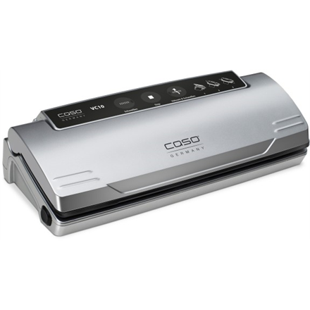 Caso Bar Vacuum sealer VC10 Power 110 W, Temperature control, Silver