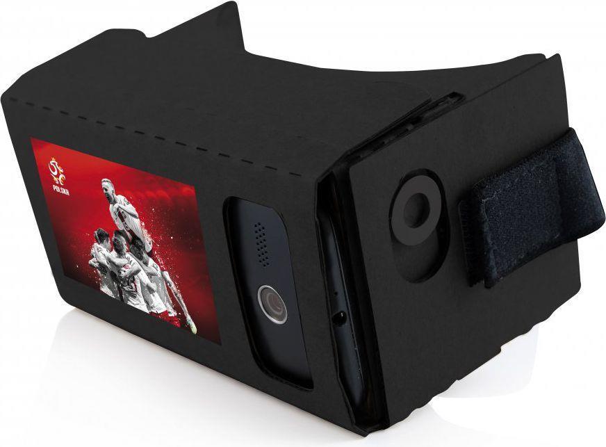 MODECOM FreeHANDS MC-3DCPL-G1, 3D glasses for smartphone Navigācijas iekārta