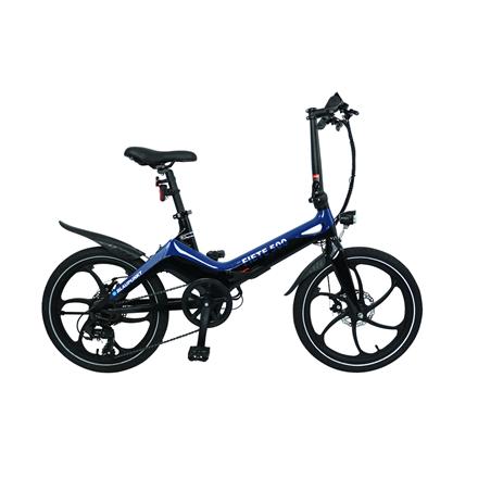 Blaupunkt Fiete 500, E-Bike, Motor power 250 W, Wheel size 20