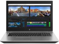 HP ZBook 17 G5 2.6GHz i7-8850H 17.3Zoll 1920 x 1080Pixel Silber Mobiler Arbei... Portatīvais dators