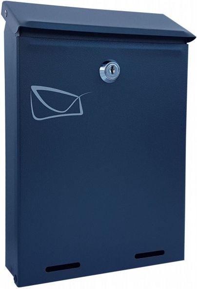 Letter box York anthracite mat C5 (SKL YORK 444) Dārza mēbeles
