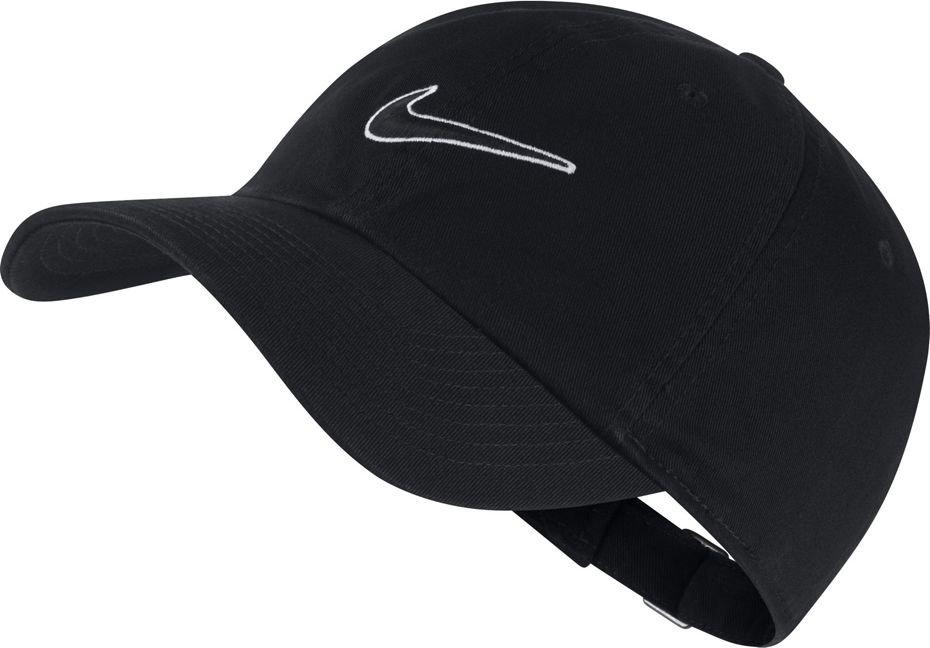 Nike Cap H86 Cap Essential Swoosh black universal (943091 010)
