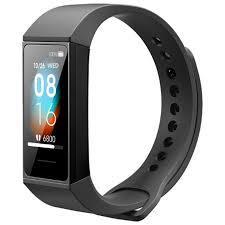 Xiaomi Mi Band 4C, black Viedais pulkstenis, smartwatch