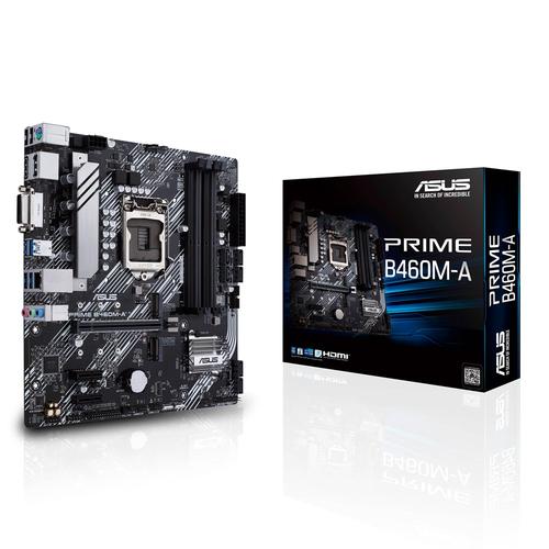 ASUS PRIME B460M-A Intel Socket LGA1200 pamatplate, mātesplate