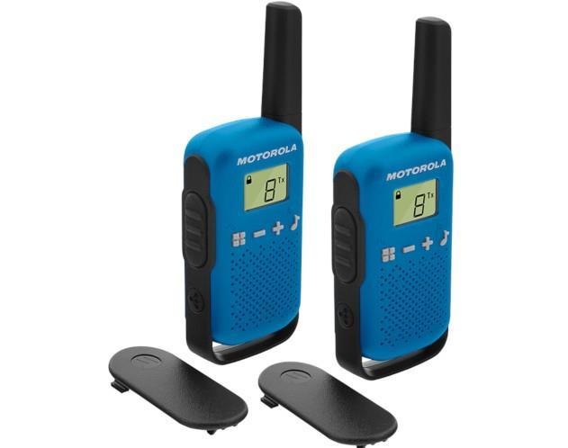 Motorola TLKR T62 Blue rācijas