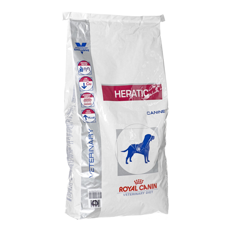 Royal Canin VD Dog Hepatic 12 kg barība suņiem