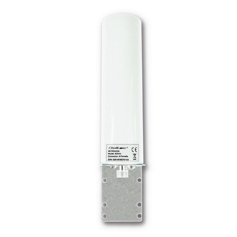 Qoltec 57014 network antenna 30 dBi Omni-directional antenna Access point