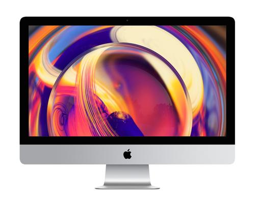 iMac 27 Retina 5K, i5 3.0GHz 6-core 8th/8GB/1TB Fusion Drive/Radeon Pro 570X 4GB GDDR5