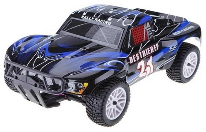 Mega Mayhem brushless 1:8 4WD 2.4GHz RTR - 80311