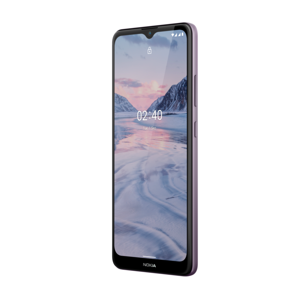 Nokia 2.4 Purple Mobilais Telefons