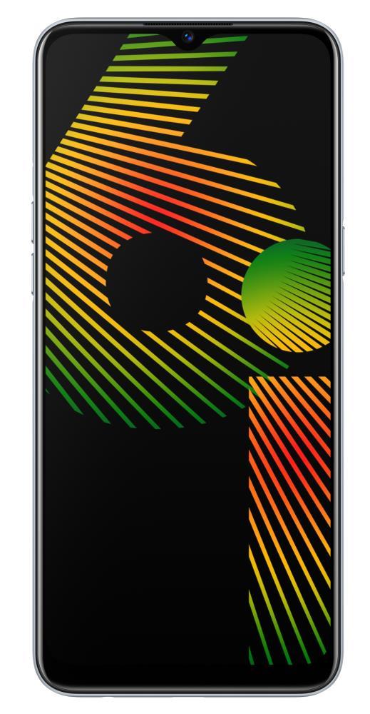 Realme 6i 3GB/64GB White Mobilais Telefons