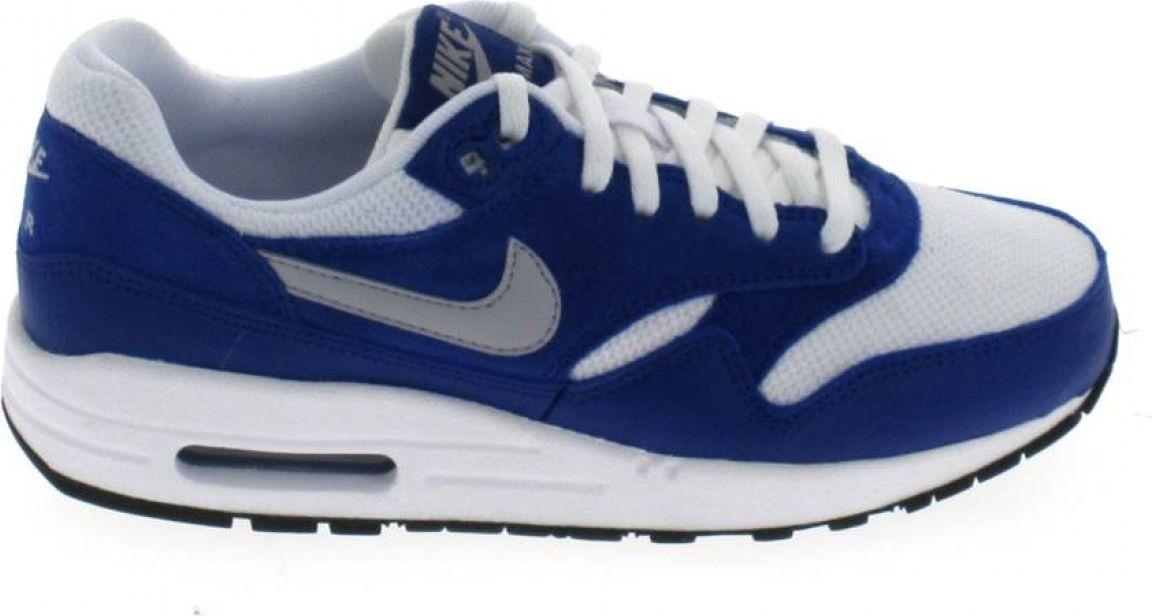 Nike Buty damskie Air Max 1 Gs bialo-niebieskie r. 38 (555766-111) 555766-111