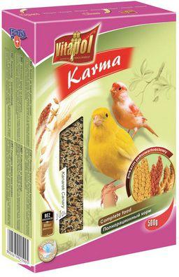 Vitapol Karma pelnoporcjowa dla kanarka Vitapol 500g 5904479025005