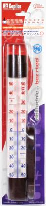 Termometr zaokienny duzy do okien PCV T-TZDOPB termometrs
