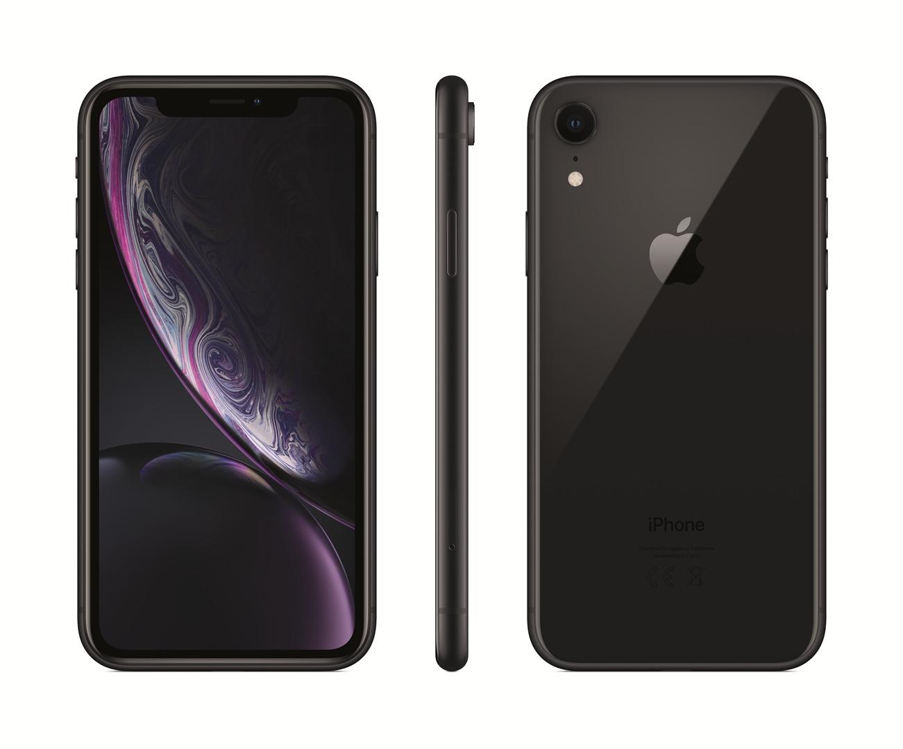 Apple iPhone XR 128GB black Mobilais Telefons