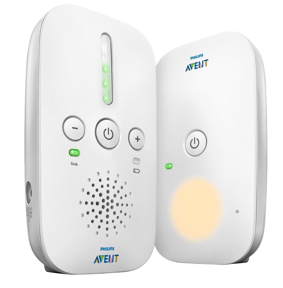 Philips Avent Audio Monitors DECT mazuļa uzraudzības ierīce SCD502/52 Mazuļu uzraudzība