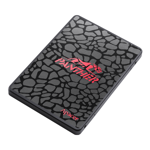 Apacer SSD AS350 PANTHER 256GB 2.5'' SATA3 6GB/s, 560/540 MB/s, IOPS 84/86K SSD disks
