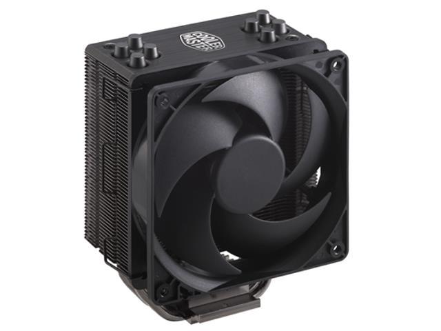 Cooler Master Hyper 212 Black Edition procesora dzesētājs, ventilators