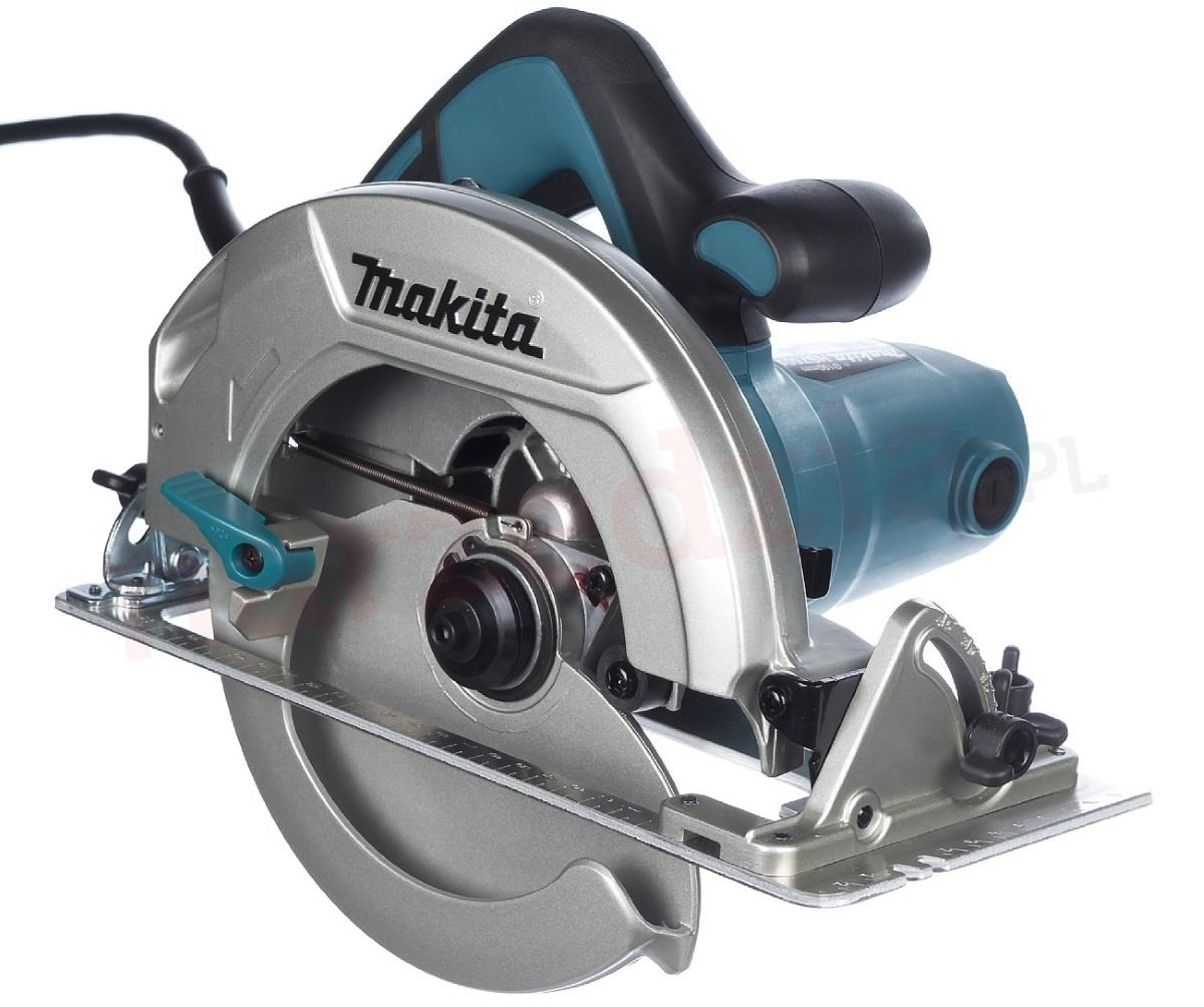 Makita HS7601 Hand-Held Circular Saw Elektriskais zāģis