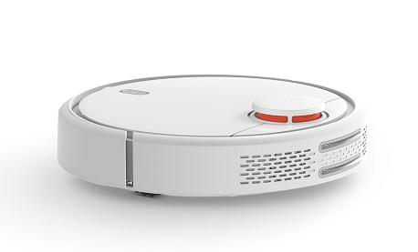 Xiaomi Vacuum cleaner Mi Robot  Robot, White, 55 W, 0.42 L, 150 min, Cordless SKV4022GL robots putekļsūcējs