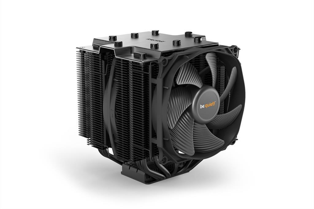 be quiet! CPU cooler Dark Rock Pro TR4 AMD Threadripper s.TR4 procesora dzesētājs, ventilators