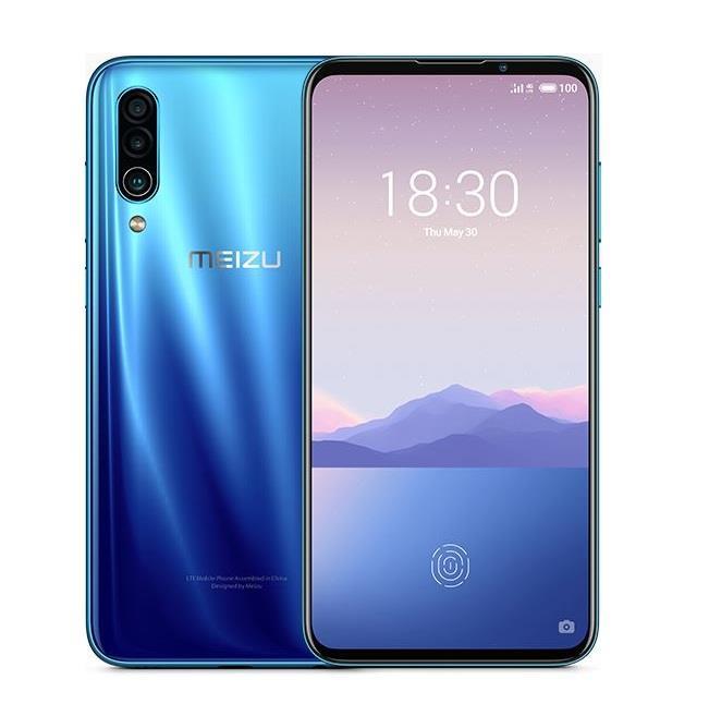Meizu 16Xs 6GB/64GB Blue Mobilais Telefons
