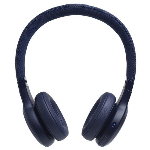 JBL Live 400 Bluetooth On-ear Blue austiņas