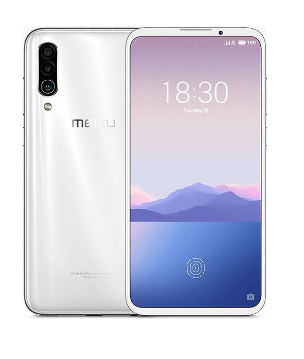 Meizu 16Xs 6GB/64GB White Mobilais Telefons