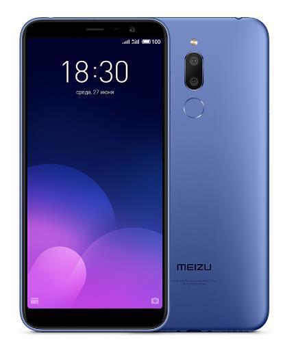Meizu M6T 3GB/32GB Blue Mobilais Telefons