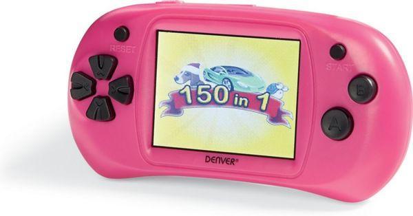 Denver GMP-240C pink spēļu konsole
