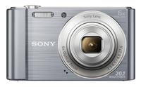 Sony DSC-W810 silver Digitālā kamera